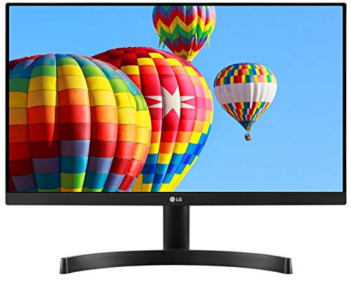 LG Electronics 27MK60TM-B 27in 27 Inch Full HD IPS LED Monitor w/Radeon FreeSync 1 x D-Sub & & Dual...