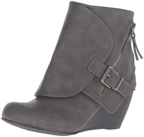Blowfish Women's Bilocate Boot Grey Texas Polyurethane sale footaction cheap excellent visit new cheap online cheap low price Nth9k