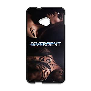 Happy divergent Phone Case for HTC One M7