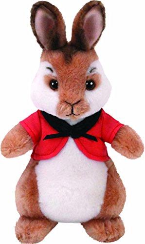 TY BEANIE BABIES TY Peter Rabbit Plush - FLOPSY RABBIT