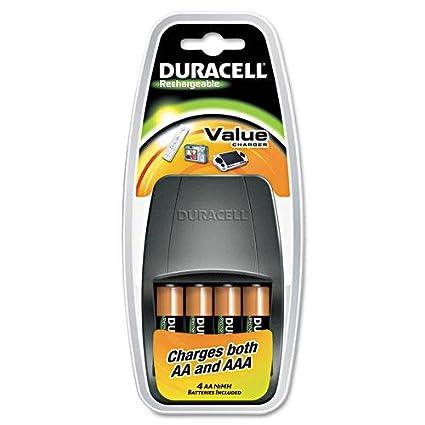 Duracell CEF14EU - Cargador (2 Pieza(s), AA, 4 h, 114 mm, 72 ...