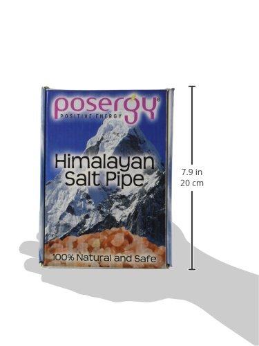 Pink Himalayan Salt Inhaler w/ Pink Himalayan Crystal Salt