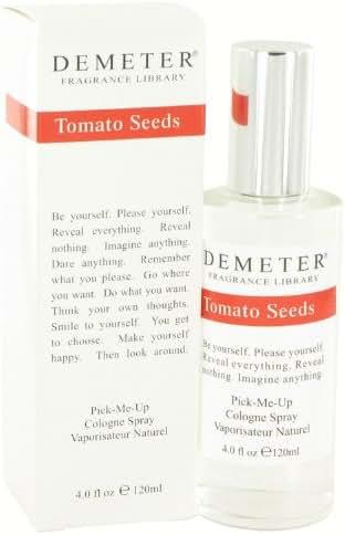 Demeter by Demeter Tomato Seeds Cologne Spray 4 oz for Women