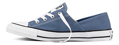 Converse Damen Chuck Taylor All Star Coral Sneaker Blau (costa Blu / Bianco / Nero)