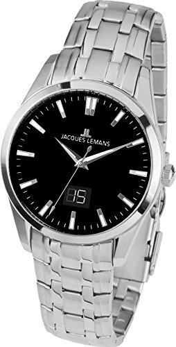 Jacques Lemans Liverpool 1-1828D Mens Wristwatch Classic & Simple