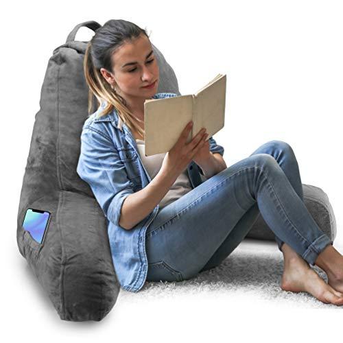 Springcoo Reading Pillow-Shredded Foam