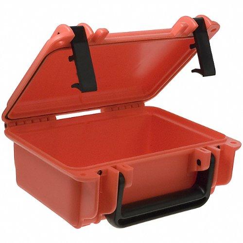 Seahorse 120 Protective Case without Foam, Neon Orange