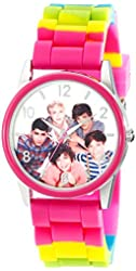 1 Direction Analog Watch Multi Color Strap