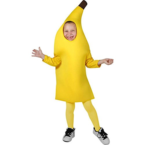 Toddler Banana Halloween Costume