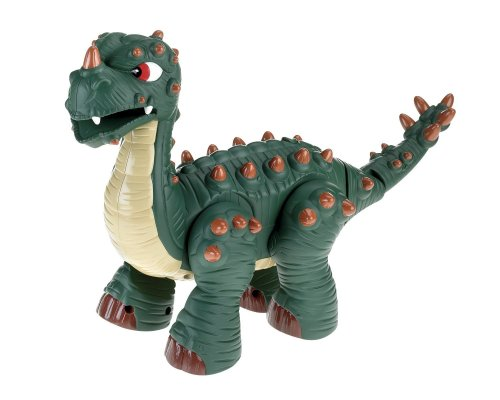 Fisher-Price Imaginext Spike Jr. the Ultra (Fisher Price Dinosaurs)