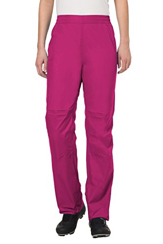 VAUDE Women's Drop II Pants, Grenadine, 42