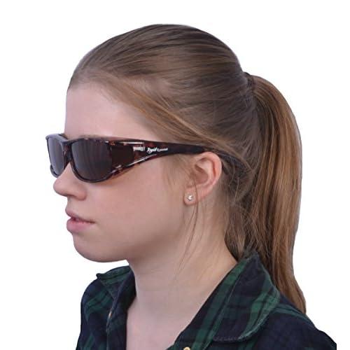 5620c31ca4f3a Mejor Rapid Eyewear Carey GAFAS DE SOL Polarizadas Para Colocar SOBRE LAS GAFAS  Normales y de