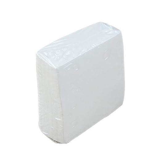 NUOBESTY Hojas cuadradas de papel pergamino para hornear, juego de ...