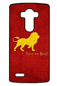 Case For Lg G4 Customized Pretty Case Carring Lannister¡ê¡§Game Of Thrones¡ê?Bumper Plastic Case
