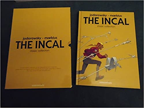 Incal Classic Collection HC (Humanoids Ed): Alejandro ...
