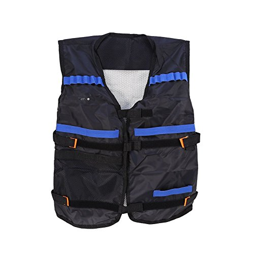 RubyShopUU Tactical Vest Kit, Kids Elite Tactical Vest Kit for Elite Series Tactical Vest Kit, Kids Elite Tactical Vest Kit for Elite Series