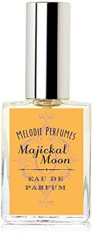 Melodie Perfumes Majickal Moon Pumpkin Lavender perfume for women. Magical Lavender herbal women's fragrance 15 ml.