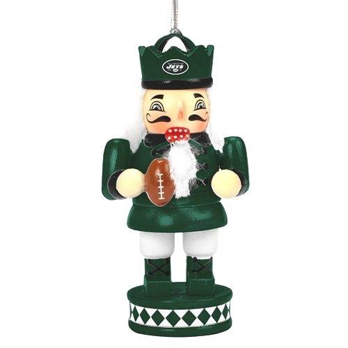 New York Jets 2012 Nutcracker Ornament