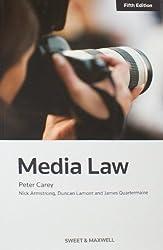 Media Law, 5e