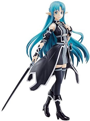 Most lottery figures selection Sword Art Online A prize Asuna figure