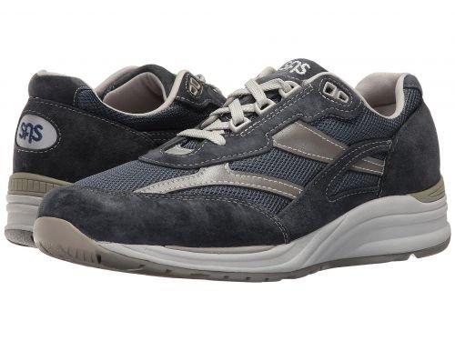 SAS(サス) メンズ 男性用 シューズ 靴 スニーカー 運動靴 Journey Mesh - Blue [並行輸入品] B07C8L3WFH