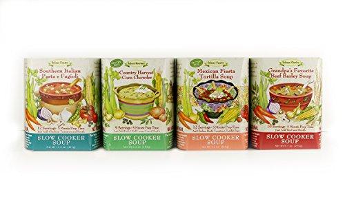 Soup's On Delicae Slow Cooker Soup Bundle