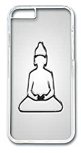 ACESR Buddhist Symbol Luxury iPhone Case PC Hard Case Back Cover for Apple iPhone 6 4.7inch