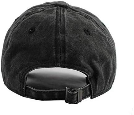 Voxpkrs Trucker Cap Boss Lady Durable Baseball Cap,Adjustable Dad Hat Black Comfortable15717