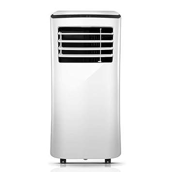 DW&HX Aire Acondicionado, deshumidificador y Ventilador, Movible, Libre instalación, Ahorro de energía
