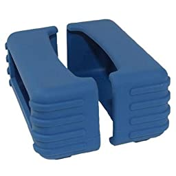 82 Series Rubber Boot Size 3 - Blue (Pair) - 1.25 Inch X 3.75 Inch X 1.5 Inch