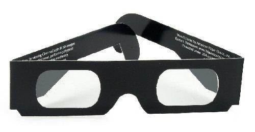 Chromadepth 3D Paper Glasses Set of 10