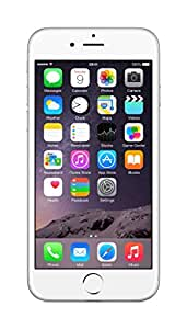 Apple iPhone 6 GSM Unlocked Cellphone, 16GB, Silver