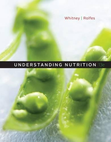 Understanding Nutrition MindTap Course List