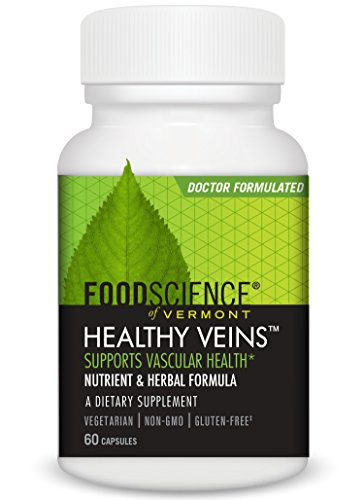 Food Science of Vermont Healthy Veins Capsules, 60 -