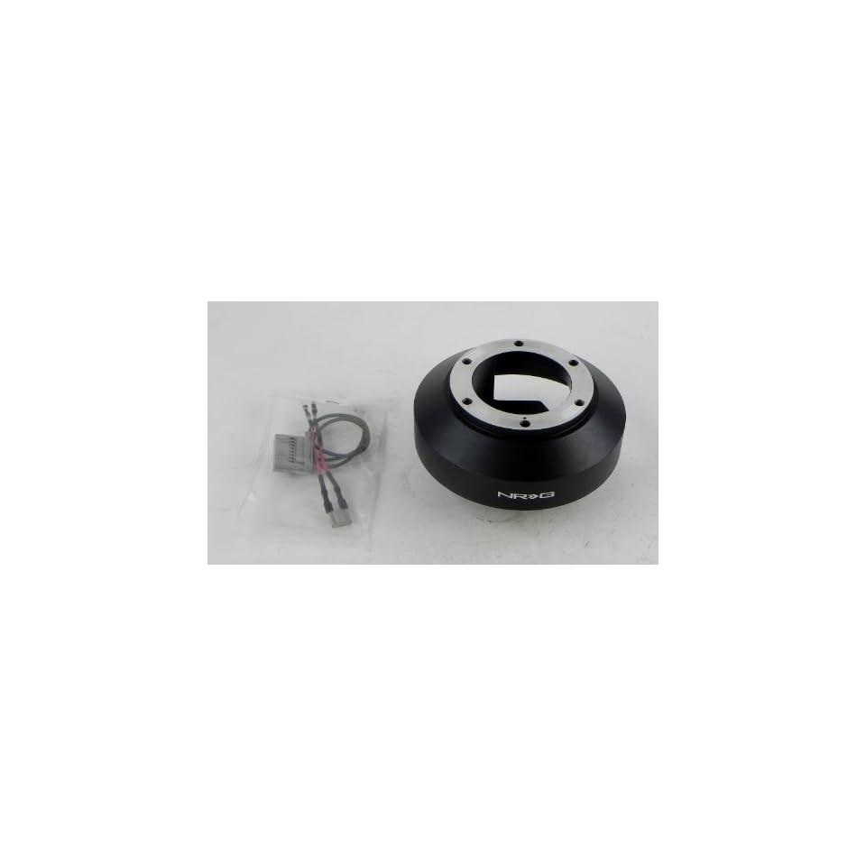 NRG Short Steering Wheel Hub Adapter (Boss) Kit   Nissan 350Z All   Part # SRK 141H 1