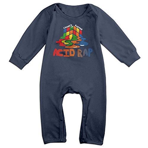 Patrick Costumes Danica (HOHOE Newborn Rubik Cube Acid Rap Long Sleeve Jumpsuit Outfits 24)