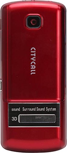 Citycall M77 2 2 inch Dual Sim Feature Phone: Amazon in