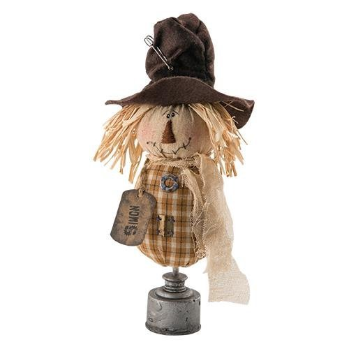 Heart of America Simon Salvage Scarecrow