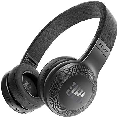 9e3d7447a14 Amazon.com: JBL E45BT On-Ear Wireless Headphones (Black): Electronics