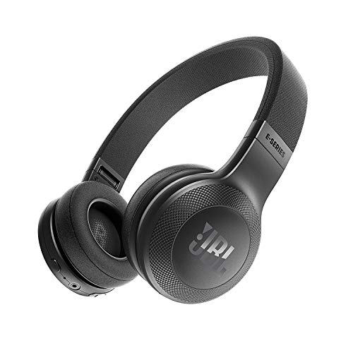 - JBL E45BT On-Ear Wireless Headphones (Black)