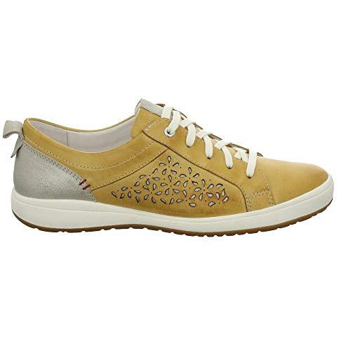 basse combi gialle 06 Caren donna Seibel Josef sneakers xnzaU8gw