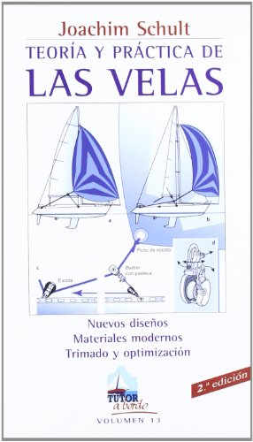 Teoria y practica de la vela/ Sailing Theory and Practice: Nuevos disenos, materiales modernos, trimado y optimizacion/ New Designs, Modern Materials, ... a Bordo/ Tutor On Board) par Joachim Schult