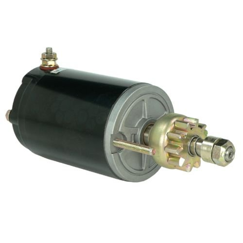 DB Electrical SAB0082 New Starter For Chrysler Mercury Force Outboard Marine 20 25 30 35 Hp 1972-1994, 46-0955, 51-4955, 46-2129, 46-2143, 50-514955 50-514955-1, 50514955, 505149551 MDO4108 ()