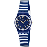 Swatch Unisex Ora D'Aria Quartz 25Mm Wrist Watch LN153