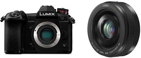 Digital Single Lens Mirrorless Camera 20mm Fixed Focl Lens 40mm