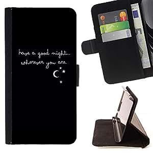 For Sony Xperia M4 Aqua Case , Novia Noche Cita del amor Amor- la tarjeta de Crédito Slots PU Funda de cuero Monedero caso cubierta de piel