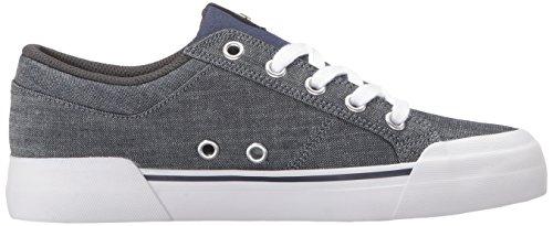 Dc Womens Danni Tx Se Skate Shoe Denim