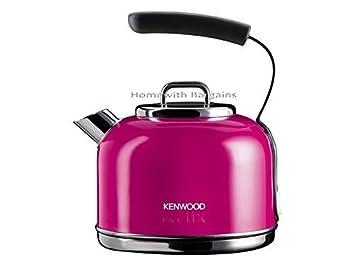 Kenwood pink kettle
