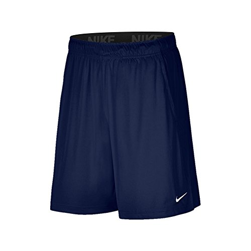 NIKE Youth Boys Dry Fly Shorts Navy Medium