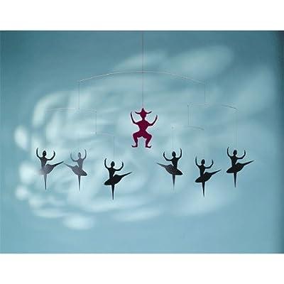 Flensted Mobiles Nursery Mobiles Hc Andersen Ballet from Flensted Mobiles